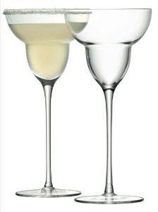 LSA Bar Margarita Glass - clear x 2: Amazon.co.uk: Kitchen & Home