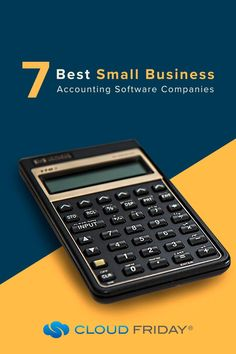 Looking for an accounting software for your small business? We've rounded up the 7 best small business accounting softwares to keep your small business finances in order. Sage Accounting, Accounting Classes, Accounting Basics, Small Business Accounting Software, Accounting Books, Small Business Bookkeeping, Accounting Services, Business Education, Business Tips