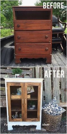 New Simple DIY Furniture Makeover and Transformation #furnituremakeover #furniture