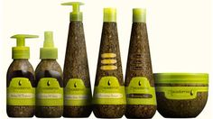 Indulge with the Macadamia line, this product that heals,nourishes,revitalizes, and rejuvenates hair!!