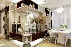 Espelhos geralmente são utilizados para maximizar espaços, mas podem ser decorativos. Confira 62 ideias da CASA COR 2015 para utilizar o adereço no décor!