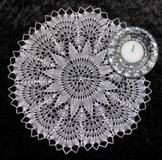 Knitted doily Patterns