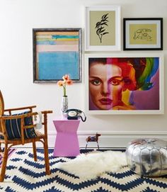 Art Decorating Ideas for Your Home — One Kings Lane