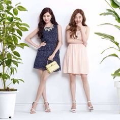 150917 MIXXO 2015 SPRING LOOK BOOK SNSD TTS Seohyun Tiffany