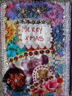 I ❤ crazy quilting & embroidery . . .  ~By Stitching Always