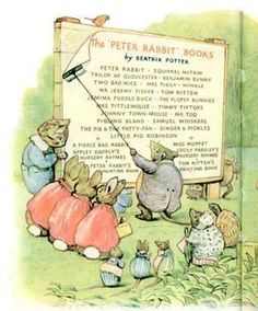 Peter Rabbit - Beatrix Potter Photo (2469257) - Fanpop fanclubs