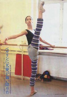 Polina Semionova ♥ Wonderful! www.thewonderfulworldofdance.com