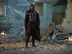 Michael Fassbender as Magneto [Credit: 20th Century Fox]