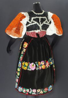 Detva, Slovakia European Costumes, Ethnic Dress, Bratislava, Folk Costume, Mother And Father, Traditional Outfits, Old World, Ukraine, Roots