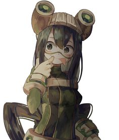 Manga Anime, Art Manga, Anime Art, Tsuyu Asui, My Hero Academia Tsuyu, Buko No Hero Academia, Hero Academia Characters, Anime Characters, Tsuyu Boku No Hero