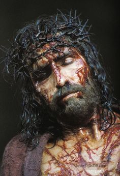 Passion of the Christ Pictures Jesus Pictures He really did look this bad before he was crucified according to medical accounts of the time about flogging and he got the. Jesus Christ Lds, Jesus Our Savior, Jesus Is Lord, Catholic Pictures, Pictures Of Jesus Christ, La Passion Du Christ, Passion Of Christ Images, Christ Movie, Jesus Photo