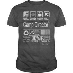 Camp Director Job Title T Shirt, Hoodie, Tee Shirts ==► Shopping Now!