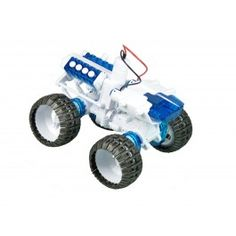 4WD Monster Car Thunderbird PowerPlus Junior Monster Car