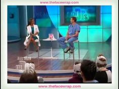 Natural Skin Care NonSurgical Face Lift on The Doctors TV Show NBC #naturalskincare #nonsurgicalfacelift #facelift #acne