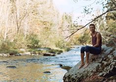I get to see this lovely friend again in a few weeks! #photography #photo #portrait #model #malemodel #landscape #stream #river #nature #film #analogue #35mm #filmisnotdead #filmphotography #filmphotographic #analoguevibes #analoguephotography #gay #queer #queerart #somewheremagazine #theadventurehandbook #stayandwander #adventure #travel #unifilmfoto #24hrchurch #thefilmcommunity #theanalogueproject by karstenfatur http://bit.ly/AdventureAustralia