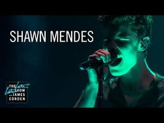 ♡Shawn Mendes on The late late show with James Corden♡
