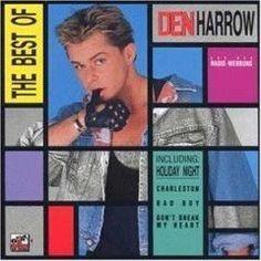 "LP 12"" · The Best Of Den Harrow · Holiday Night · Bad Boy"