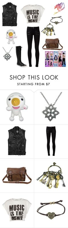 """""""Modern Day Fairy Tail outfit #2"""" by musicloveraly ❤ liked on Polyvore featuring GE, Nintendo, Hearts on Fire, R13, Paige Denim, VIPARO, Glamorous, Converse and modern"""