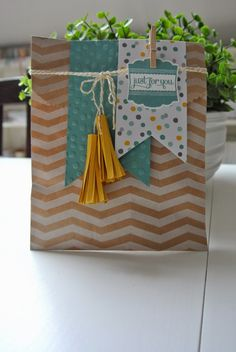 Lost Lagoon, Fringe Scissors, Label Love Stampin Up by Cards and Scrapping