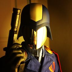 Cobra Commander, by Chad Lawless