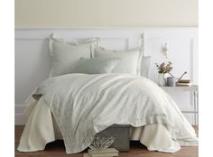 Marcella Duvet Cover & Shams