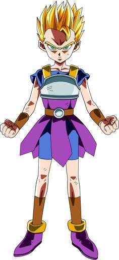 Kyabe Super Saiyajin - DRAGÓN BALL SUPER