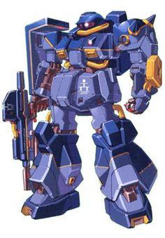 Hizack Pre-Production Type is prototype mobile suit that appears in the novel Advance of Zeta: The Flag of Titans. Big Robots, Gundam Custom Build, Gundam Seed, Japanese Anime Series, Gundam Art, Mecha Anime, Pre Production, Robot Art, Gundam Model