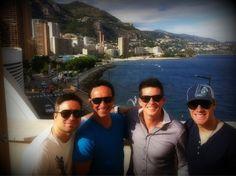 Big show in Monte Carlo