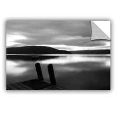 ArtApeelz Still Waters by Steve Ainsworth Photographic Print on Canvas