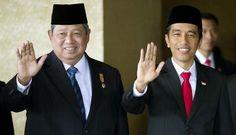 Presiden RI ke-6, Susilo Bambang Yudhoyono (SBY) 'menyindir' Presiden ke-7 Jokowi Dodo (Jokowi) melalui akun twitter, kemarin, Jumat (28/11). Salah satu yang menjadi topik 'salingsindir' itu adalah soal pemimpin yang berpotensi menjadi tirani. Ada apa dengan saling sindir mantan Presiden dan Presiden aktif ini?