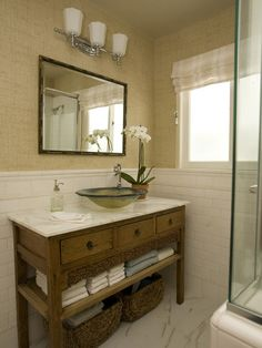 Eclectic Bathroom Vanity Design, Pictures, Remodel, Decor and Ideas - page 25