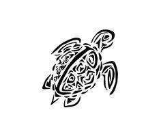 Little sea turtle tattoo