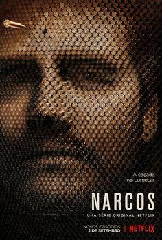 Temporada 2 de 'Narcos' estreia hoje veja todos os trailers