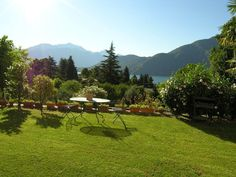 Away From the City Noise in Mezzegra on Family Vacation