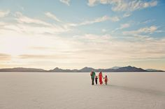omgosh - I totally want to take my family to the salt flats!!  best natural reflector EVER!
