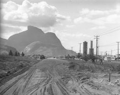 Barra da Tijuca, 1976 - Avenida das Américas.