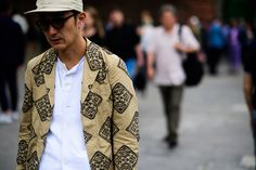 Bringing you the best street style from Pitti Uomo Spring 2017. Check out our favorite outfits from Florence's fashion crowd.