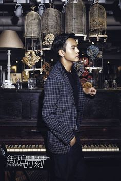 William Chan | 陳偉霆 | 陈伟霆 | Chan Wai Ting | Chen Wei Ting | Trần Vỹ Đình | D.O.B 21/11/1985 (Scorpio) Korean Drama Movies, My Only Love, Jung Woo, Korean Star, Chinese Style, Dandy, Chen, Hot Guys, Handsome