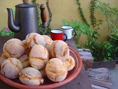 BROA DE FUBÁ>>>receitinha | Lá na Roça