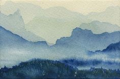 Stuff Janet Makes: Relearning Watercolor - Value Studies