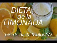 La Dieta de La Limonada para perder peso rápido... - clic para ver el video https://www.youtube.com/watch?v=Hg1amZbt7qc&utm_campaign=coschedule&utm_source=pinterest&utm_medium=YasmanY.com compártelo!