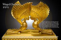 The Temple Institute: Winged Cherubim Gallery