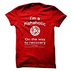 If youre truly a fishaholic you never recover, its in your pulse! Its your being!