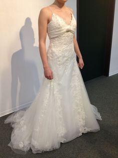♥ Traumhaft schönes nagelneues Meerjungfrauenkleid ♥  Ansehen: http://www.brautboerse.de/brautkleid-verkaufen/traumhaft-schoenes-nagelneues-meerjungfrauenkleid/   #Brautkleider #Hochzeit #Wedding