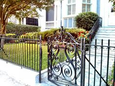 Gate Swirls