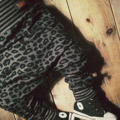NOAH funky baby sweatpants