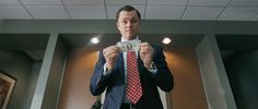 The Wolf of Wall Street Money PICTURES PHOTOS and IMAGES