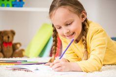 Apprenez à décrypter les dessins de votre enfant.
