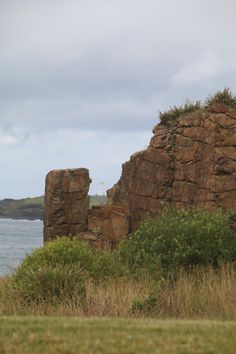 At Kiama. In places like this, I can see why they named the state after Wales.