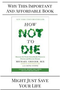 How Not To Die – Thehappyspoonieproject
